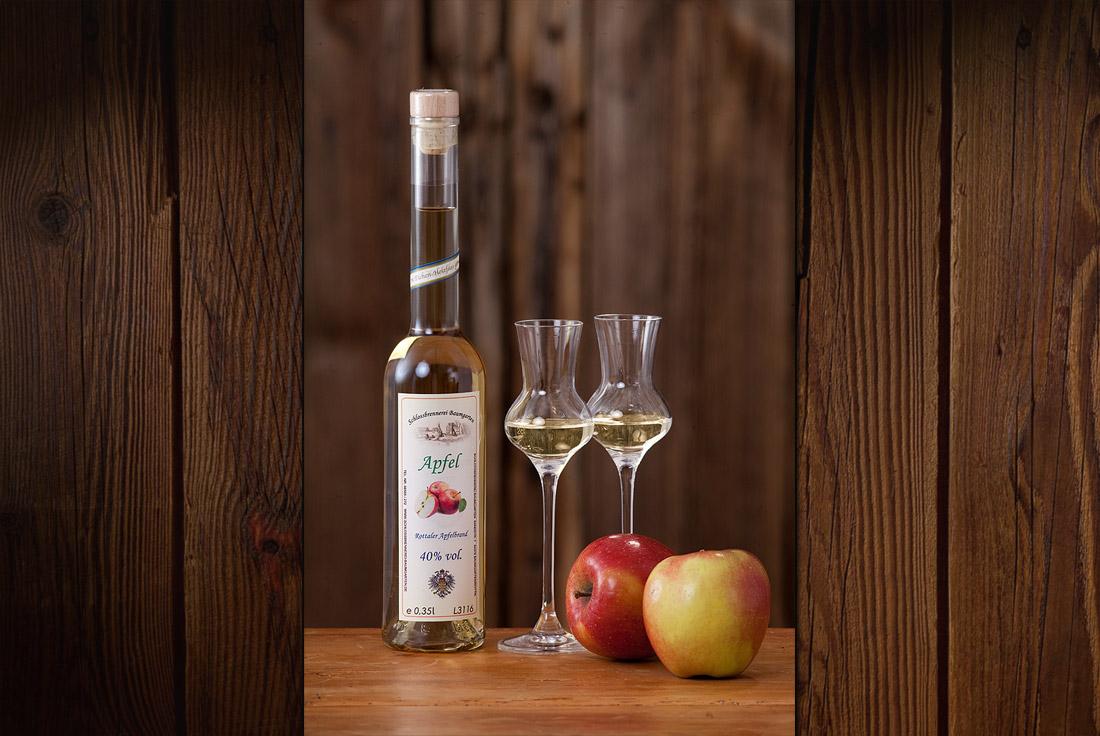 Rottaler Apfelbrand-Eichenfass