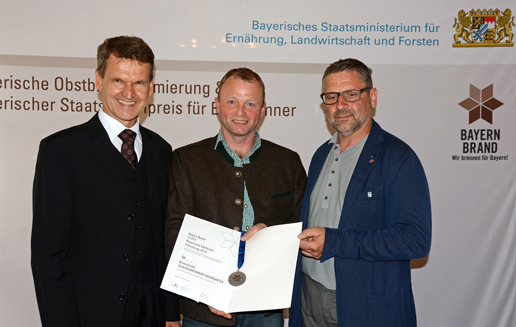 Bayerische Edelbrand Prämierung